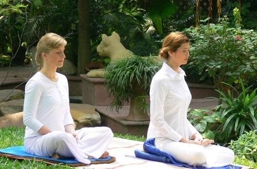 meditation thailand